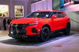 2019 Chevrolet Blazer All Black  Cars Review