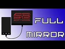 mirrorlink app for android mirror for mirrorlink android app car mode