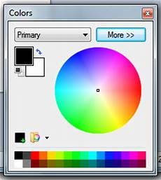 how to use paint net how to change colors in paint net