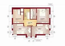 Grundriss Einfamilienhaus Evolution 148 V4 Bien Zenker