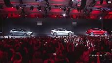Tesla Model 3 Produktionszahlen - tesla announces model 3 an all electric sedan for the masses