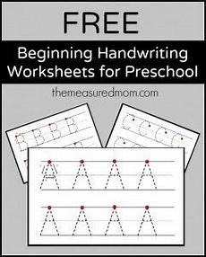 easy letter tracing worksheets 23878 simple handwriting pages for preschool now in lowercase teaching handwriting preschool