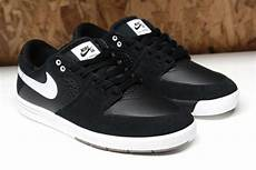 nike sb paul rodriguez 7 black white sneakernews