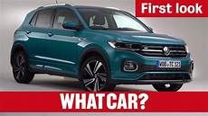 2019 Volkswagen T Cross Small Suv Revealed Five Things