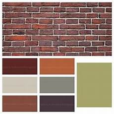 image result for exterior house color schemes with red brick front doors in 2019 exterior