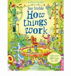 books about cars and how they work 2010 mitsubishi outlander electronic toll collection how things work usborne see inside usborne makes great interactive books this one has flaps