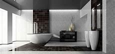 Modern Black And White Bathroom Designs