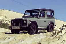 Check Out Petrology S Restored 1989 Land Rover Santana