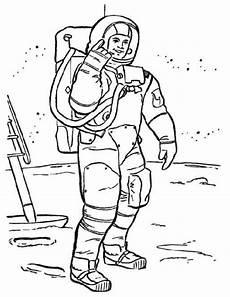 quot malvorlagen zum drucken ausmalbild astronaut kostenlos 3