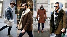 derniere tendance homme milpau tendance homme une veste en peau 233 e pour l