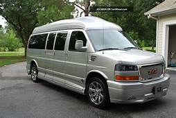 2013 Gmc Savanna 2500 Explorer Conversion Van 9 Passenger
