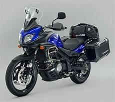 Suzuki Dl650 V Strom Voyager Pack