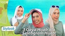 Tutorial Mudah Ala Selebgram Hijabers