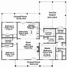 1800 square foot ranch house plans farmhouse style house plan 3 beds 2 baths 1800 sq ft