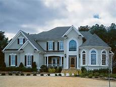 Haus American Style - new american style 2 story 4 bedrooms s house plan with