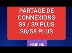 Partage De Connexion Samsung S9 S8 S7 S6 S8 Plus S9 Plus