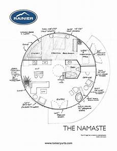 yurt house plans thenamaste from rainier yurts but i don t want a round
