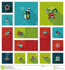merry christmas flat app ui background eps10 stock vector illustration of retro candy 45072045