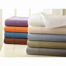 micro flannel 174 cal king sheet set ebay