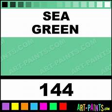 Sea Green Paint Color
