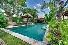 Garden And Pools - photo gallery villa kedidi canggu 3 bedroom luxury
