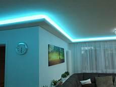 1 meter indirekte beleuchtung led lichtprofile wand