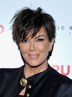 Kris Jenner Hairstyle Photos