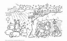Weihnachten Malvorlagen Kostenlos Text Ausmalbild Weihnachten Lesejahre A Und C Lk 2 1 14