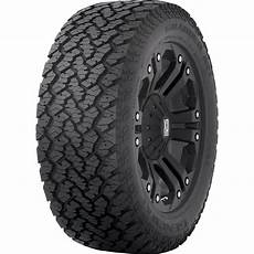 General Grabber At2 225 70r15 100s Owl All Season Tire