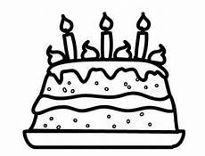 Kinder Malvorlagen Torte Geburtstag Geburtstagstorte Zum Ausmalen Zum Ausmalen