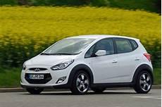 Hyundai Ix20 Crossline Kleiner In Suv Optik Welt