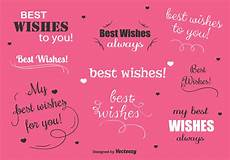 best wishes for best wishes vector labels free vectors clipart