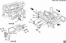 15679549 Chevrolet Receptacle Engine Coolant Heater