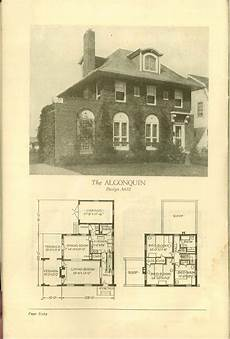 small brick house plans brick homes small house plans vintage house plans