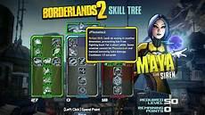 Borderlands 2 Skill Tree Builder Siren Class