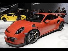 porsche 911 gt4 geneve 2015 porsche 911 gt3 rs cayman gt4 by