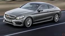 Mercedes Classe C Coupe 2016 Foto E Caratteristiche