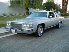 1985 Cadillac Fleetwood Brougham Coupe 2 Door 41L