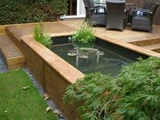 14 best decking with pond images on backyard