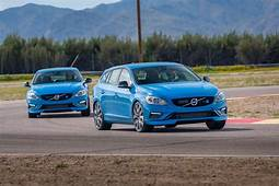 2017 Volvo S60 And V60 Polestar First Drive Review The