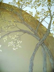 Plaster Stencil Arched Tree In 2020 Large Stencils Tree