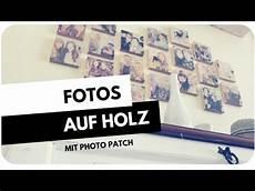 Diy Fotos Auf Holz Mit Photo Patch