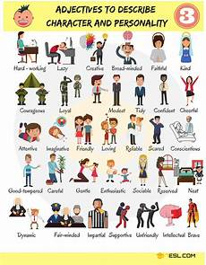 describing s personality worksheets 15903 adjectives for describing character and personality eslbuzz learning