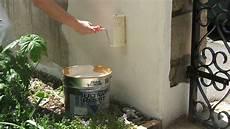 Crepir Un Mur Exterieur Au Rouleau Id 233 Es D 233 Coration