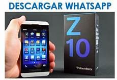 c 243 mo whatsapp en blackberry z10 ayuda celular