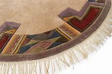 teppiche rund teppich modern rund nepal ca 200 x 200 cm bei lifetex eu