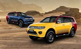 Mitsubishi Pajero Sport Splash  Launch Review Images