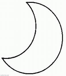 Ausmalbilder Mond Kostenlos 27 детских раскрасок на тему луна месяц звезды