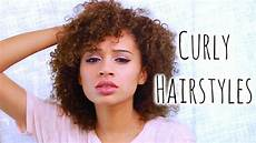 How To Style Curly Hair For School