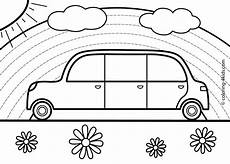 Car Coloring Sheets Yang Bagus Adults In Car Shop Coloring Page